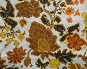 Decorator fabric from the 60's