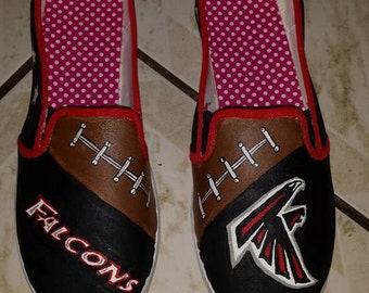 Nfl Shoes Etsy