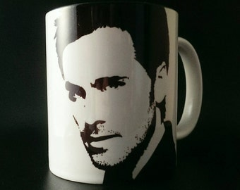 Colin O'Donoghue, Captain Hook, Hook, Once Upon a Time, Ouat, Ouat gift, Ouat Art, Killian Jones, Ouat Cup