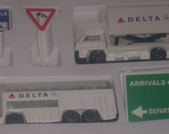 Vintage Delta Playset