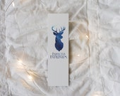 Harry Potter Stag - Bookmark