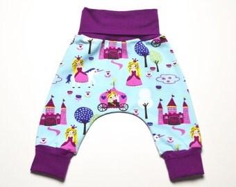 Baby pants newborn princess girl