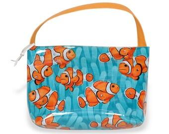 Girls Clown Fish Mini Tote
