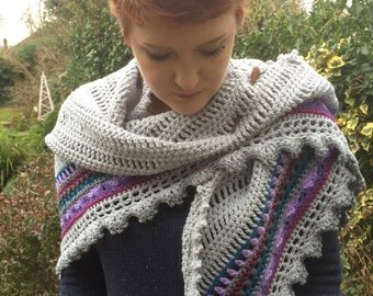 Sunday Shawl Wrap Scarf