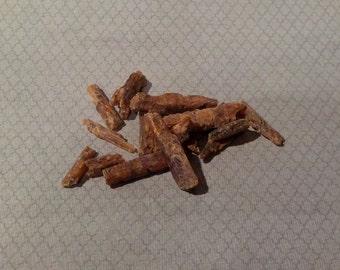 Orange Kyanite  or Red Kyanite 1/2 oz or 14 gm package