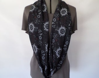 Anti Demon Possession Infinity Scarf