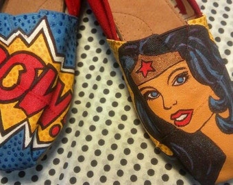Wonder Woman TOMS