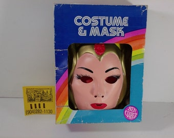 1980's Ben Cooper She-Ra/Princess of Power Halloween Costume