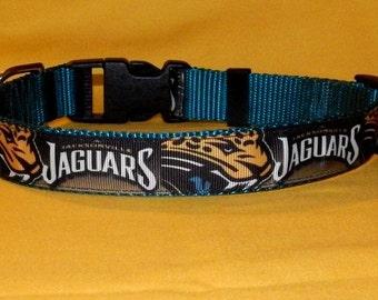Jacksonville Jaguars collar