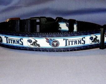 Tennessee Titans Collar