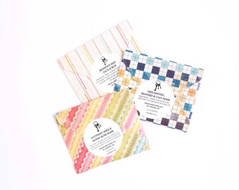 3 Pack Face Mask - Gift