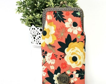 Gypsy Coral glasses case