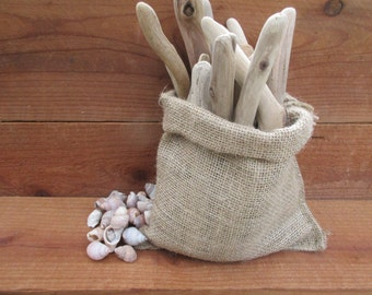 "Driftwood for Crafts - 20 Assorted Pieces, 7""-12"" Long-Buy 4, Get One Free!"