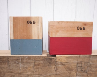 Old & Board Dipped Boxes