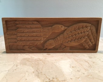Evelynn Ackerman Era Industries birds wall plaque