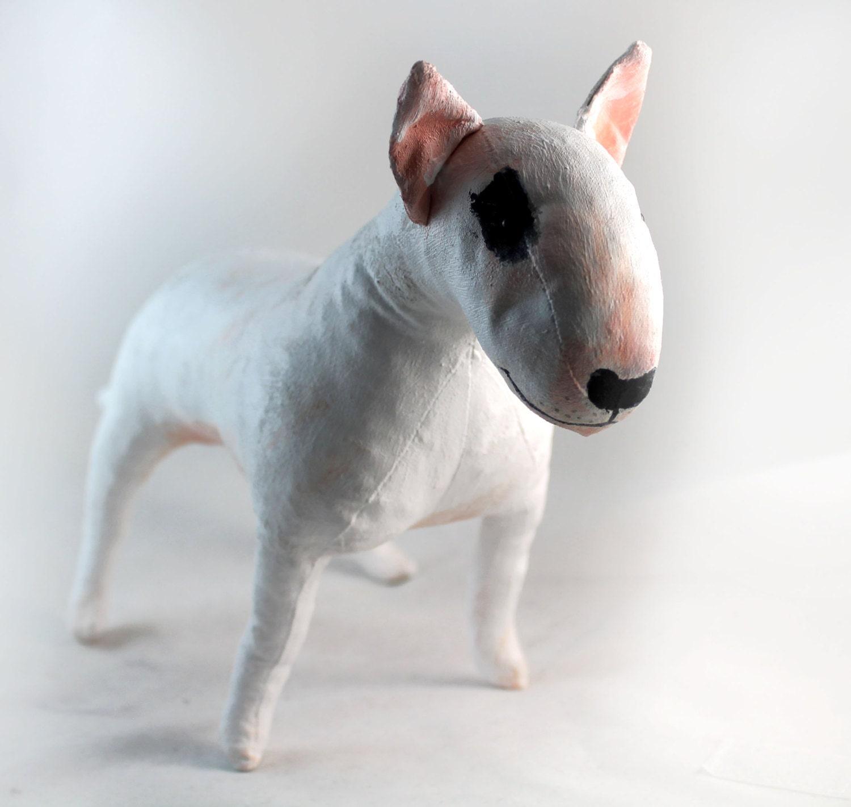 E Cattivo Il Bull Terrier English Bull Terrier P...