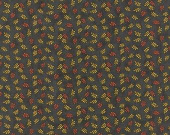 Castlewood by Jan Patek Forest Green Leaf Print Moda SKU 2145 13
