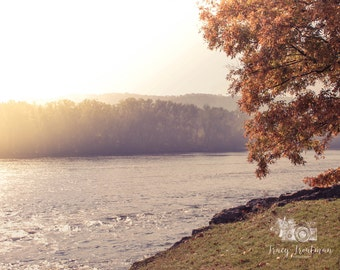Rural Photography, Sunrise Photography, River Photography, Pennsylvania Photography