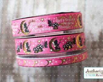 USDR, US Designer Ribbon - Fairy Garden