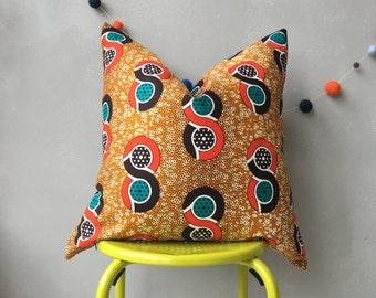 "20"" Pillow cover, Couch Pillows/ Ankara Pillow covers, home decor, decorative Pillows, scatter pillows, throw pillows, throw cushions,"