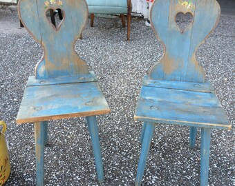Set of 4 Swedish Style chairs