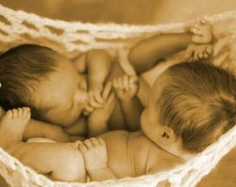 Baby Hammock Photo Prop
