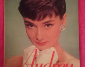 Audrey, A Life in Pictures by Carol Krenz
