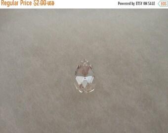 On Sale 1 Swarovski 6106 16mm Pear Shaped Crystal Moonlight Pendant