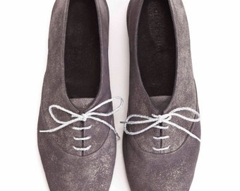 Summer Sale 15% OFF Shoes, Oxfords ,Leather Shoes, Womens Flats ,Casual Shoes , Womens Shoes , Handmade Shoes // Free Shipping