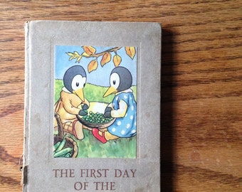 Vintage Childrens Penguin Book
