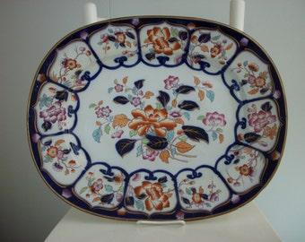 No 15 Wood & Brownfield Large Platter