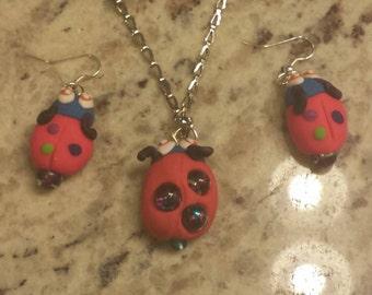 CutieBug Jewelry Set