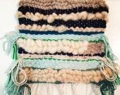 Custom Wall Weaving for Erin