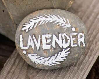 Garden marker - Lavender