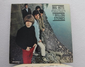 The Rolling Stones - Big Hits (High Tide and Green Grass) vinyl record
