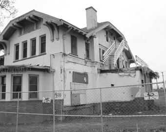 Paranormal Antique from Clovis Sanitarium House Wolfe Manor