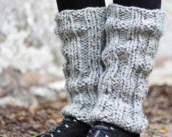 Knitting Pattern Leg Warmers Circular Needles : LEG WARMER KNITTING PATTERN CIRCULAR NEEDLE   KNITTING PATTERN
