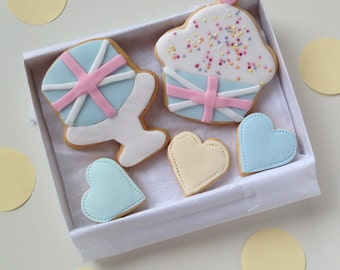 union jack biscuits, street party biscuits, london themed biscuits, visit london, london gift biscuits, british isles, visit england