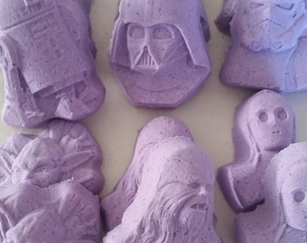 Star Wars Mini Bath Fizzies