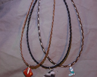 Gift Certificate for Custom horsehair Necklace