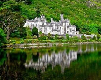 Kylemore Abbey Castle, Ireland