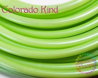 5/8 Mini Twins Colorado Kind HDPE Hula Hoop Minis