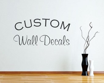 Items similar to Sentimental Quote Vinyl Wall Decal Home ...