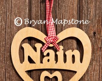 Calon Nain - Nain heart
