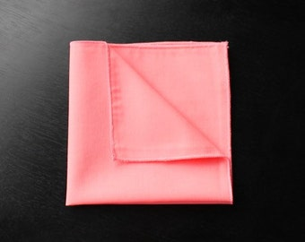 Cotton Pocket Square Hankerchief