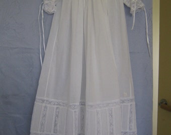 ALISON  Christening Gown