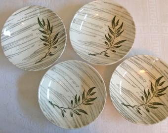 Royal China Fruit Bowls - Set of 4