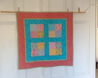 Baby quilt/blanket