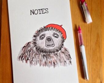 Albert - A6 Notebook