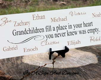 Personalized grandparent gifts-mimi nana gifts-great